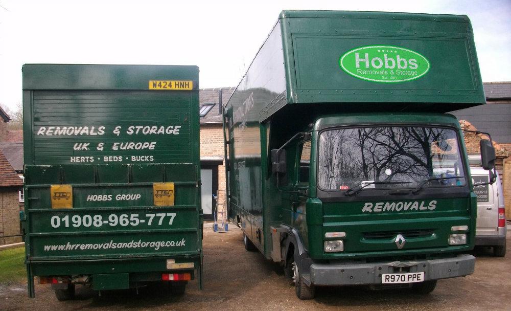 Hobbs Removals Company