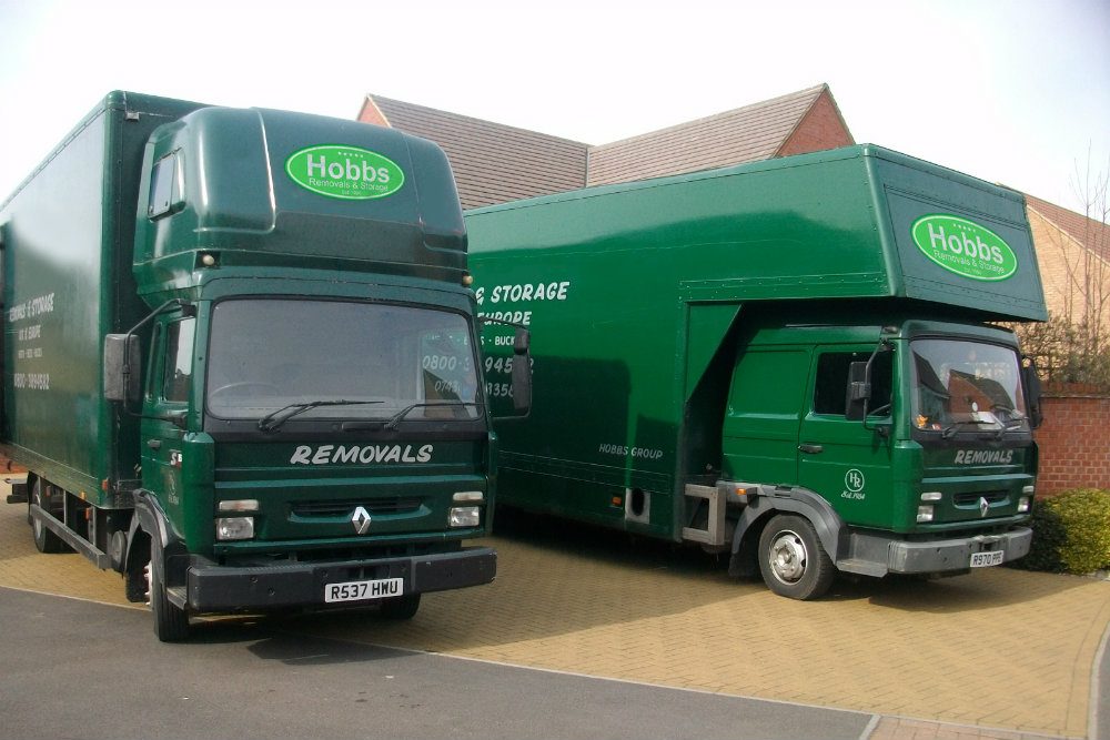 Removals Company Milton Keynes