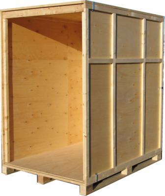 Hobbs storage container