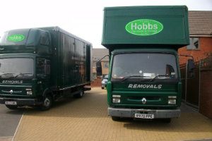 Hobbs Removals Milton Keynes