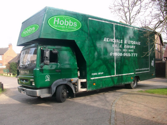 Hobbs Removals and Storage