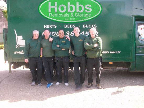 Hobbs Removals Milton Keynes Established Since 1987