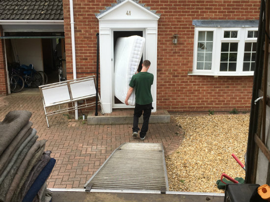 Hobbs removals company in watford