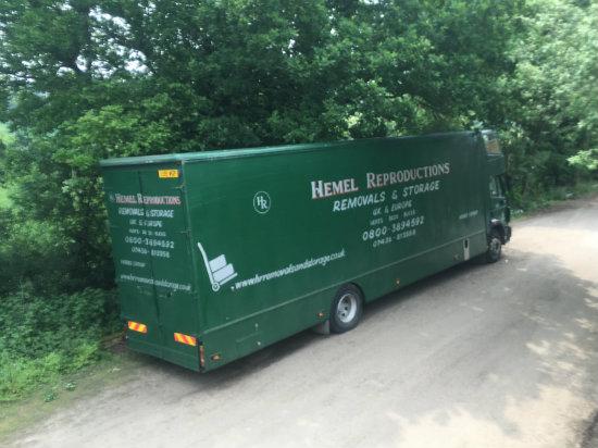 Removals Company Hemel Hempstead