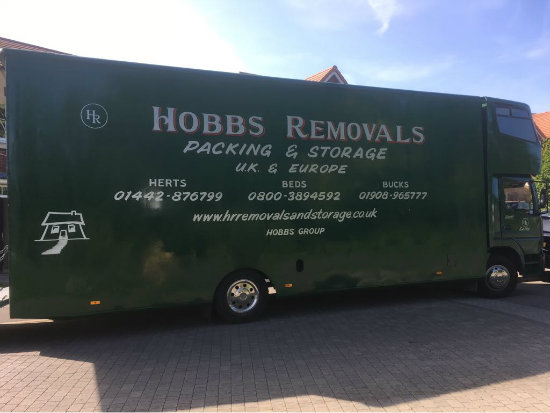 House Removals Luton