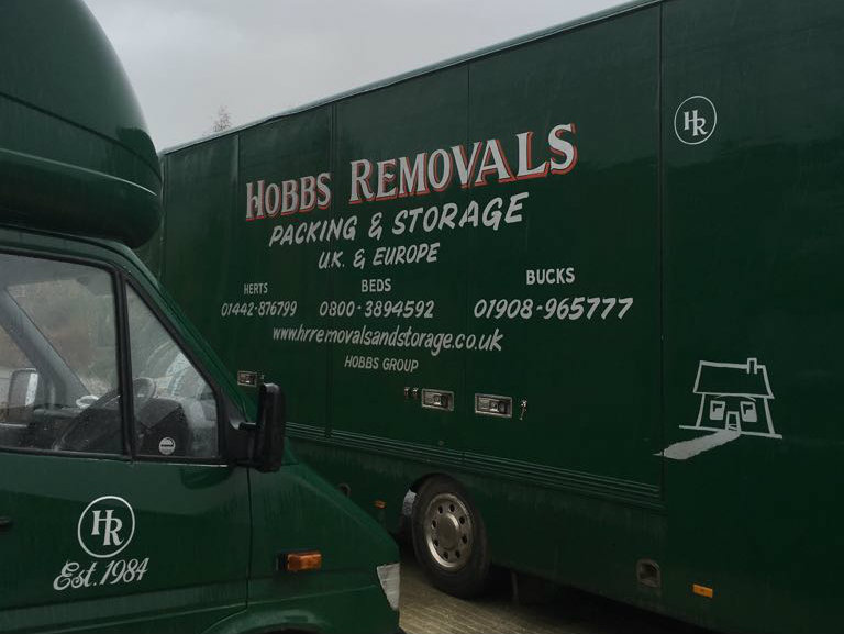 House Removals St Albans