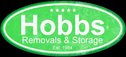 Hobbs removals Logo
