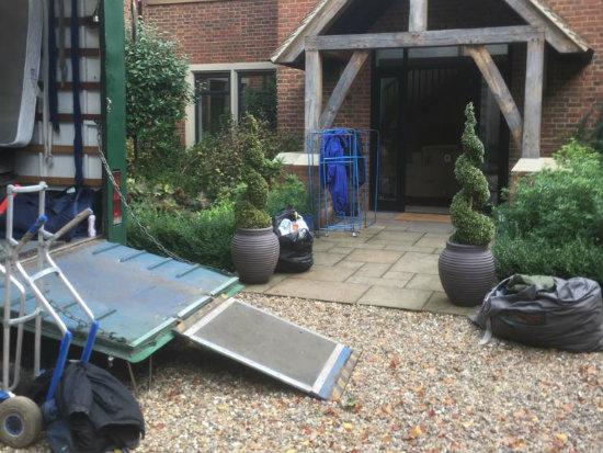 Moving house in Milton Keynes