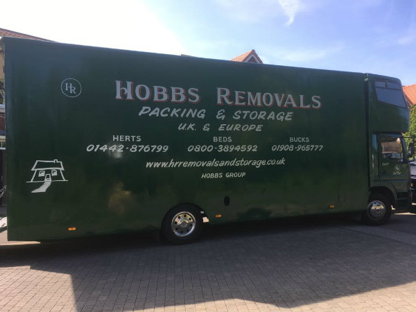 House Removals Leighton Buzzard with Hobbs