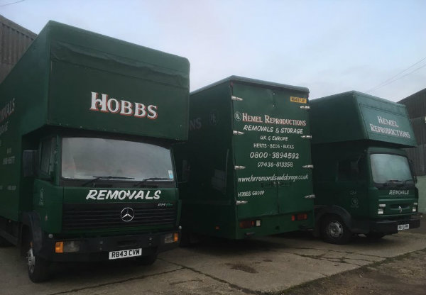Removals Leighton Buzzard