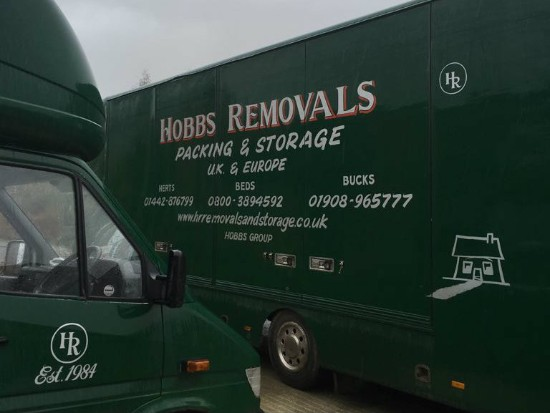 House Removals St. Albans