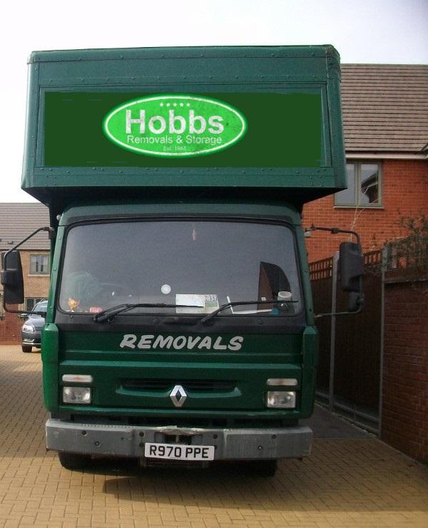 Hobbs house removals Aylesbury