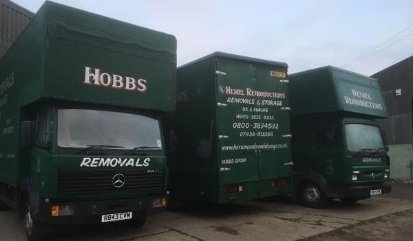 Hobbs removals service in Aylesbury