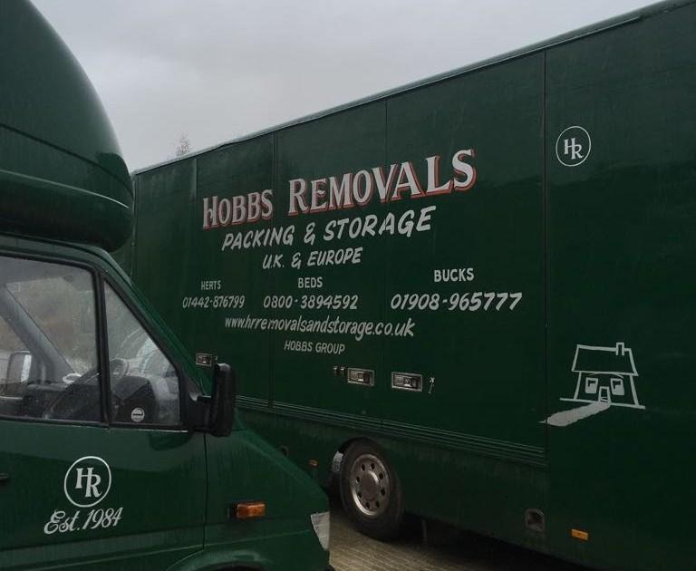 hobbs removal vans milton keynes