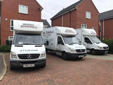 Hobbs Removals Service in Milton Keynes